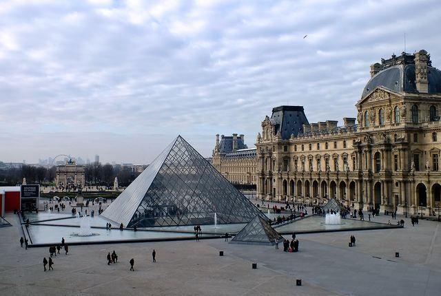 The Louvre Paris Checklist