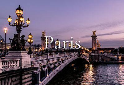 Paris, Brücke
