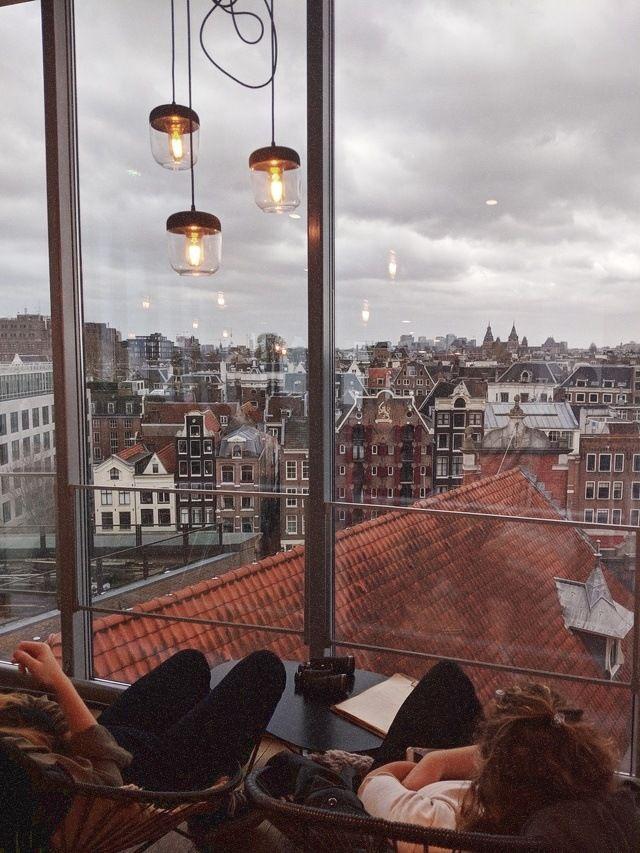 Café Blue Amsterdam