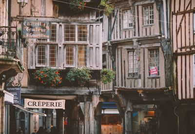 Paris, Altstadt mit Creperie