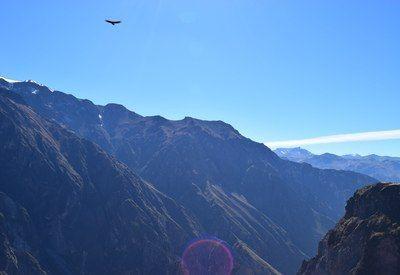 montagne del peru
