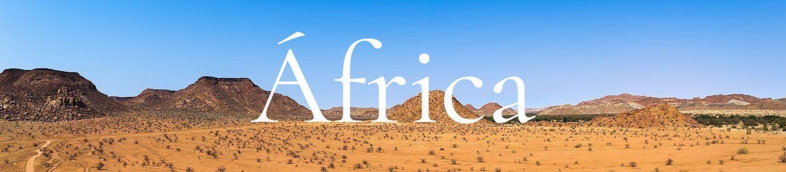 desierto África