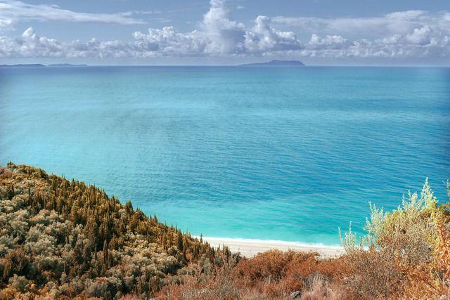 Albanien Meer