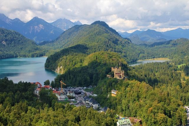 Alpsee Bayern