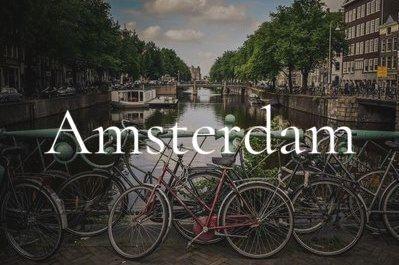 Amsterdam, Gracht