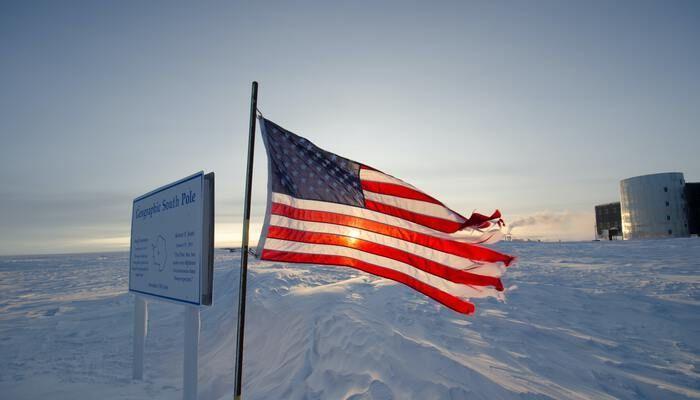 Amundsen-Scott Zuidpoolstation
