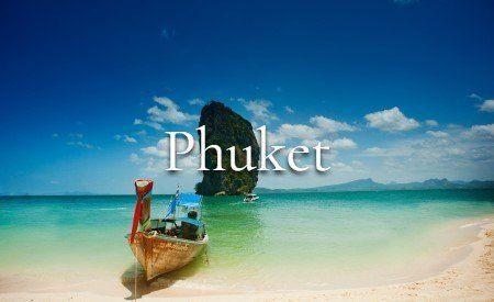 Asie Phucket