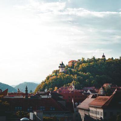 Ville de Graz Autriche