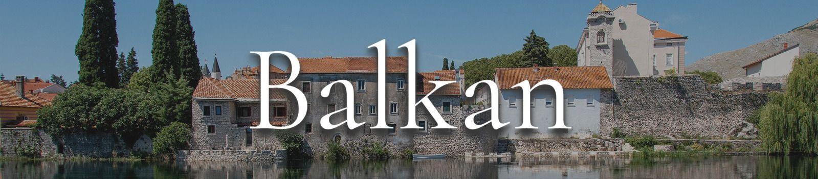 Balkan Banner