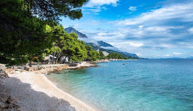 Balkan Kroatien Bucht