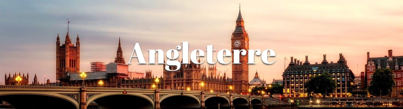 Préparer Voyage Angleterre