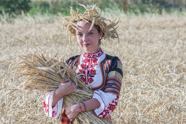 Bulgarien Leute