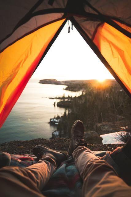 Camping Wasser
