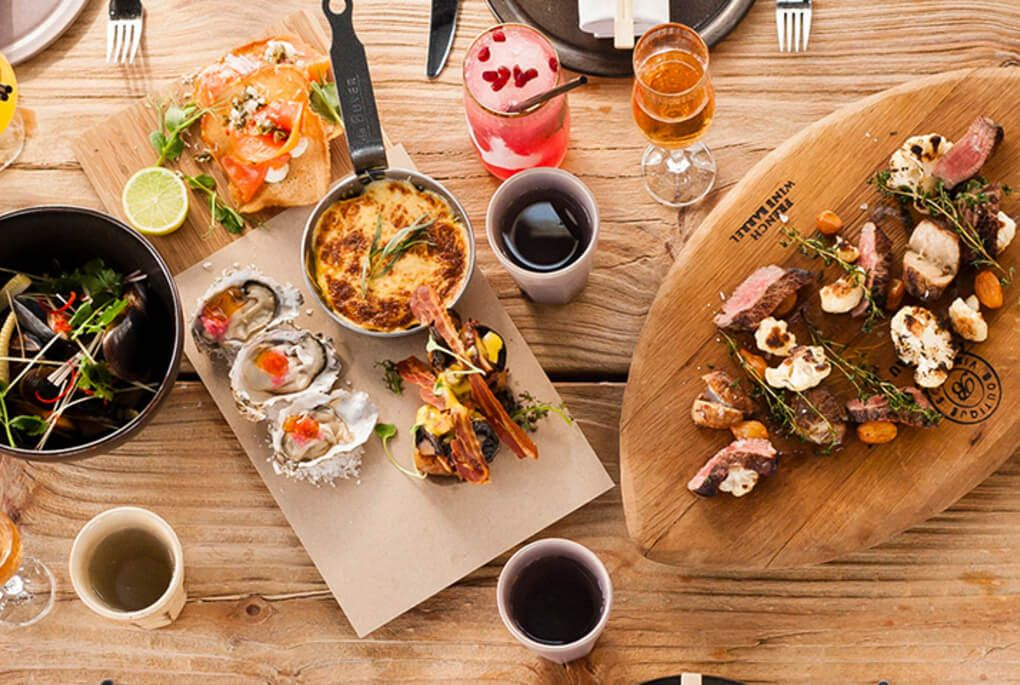 The Pot Luck Club in Cape Town