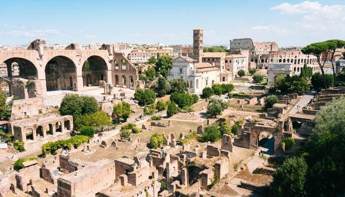 Ruïnes Colosseum