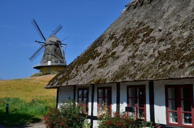 Landschaft Dänemark