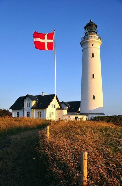 Leuchtturm Dänemark