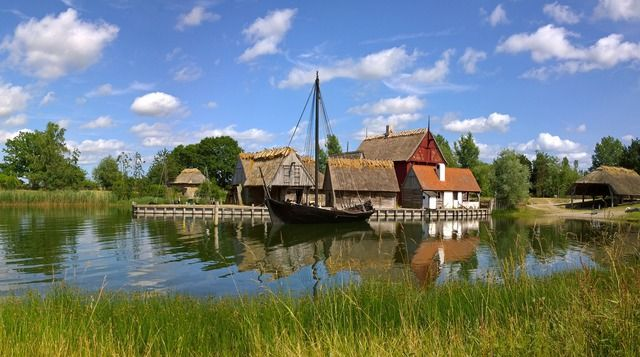 Dänemark Vergangenheit