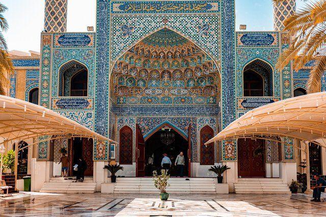 Dubai Moschee