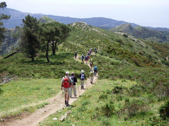 Wandertour auf Elba