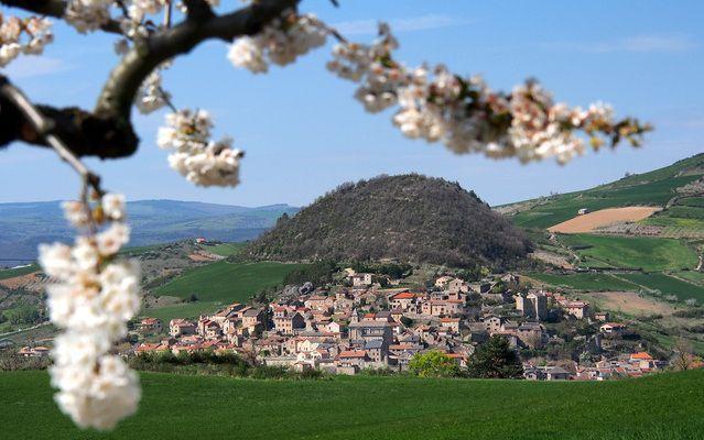 Frankreich Dorf