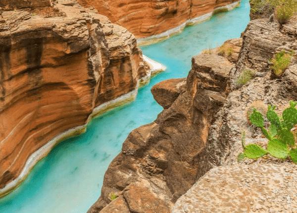 Havasu Creek by Ralph Hopkins, Arizona Rafting Grand Canyon