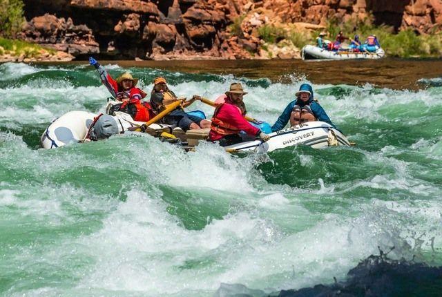 Arizona Rafting Grand Canyon, Photo Credit Ralph Hopkins