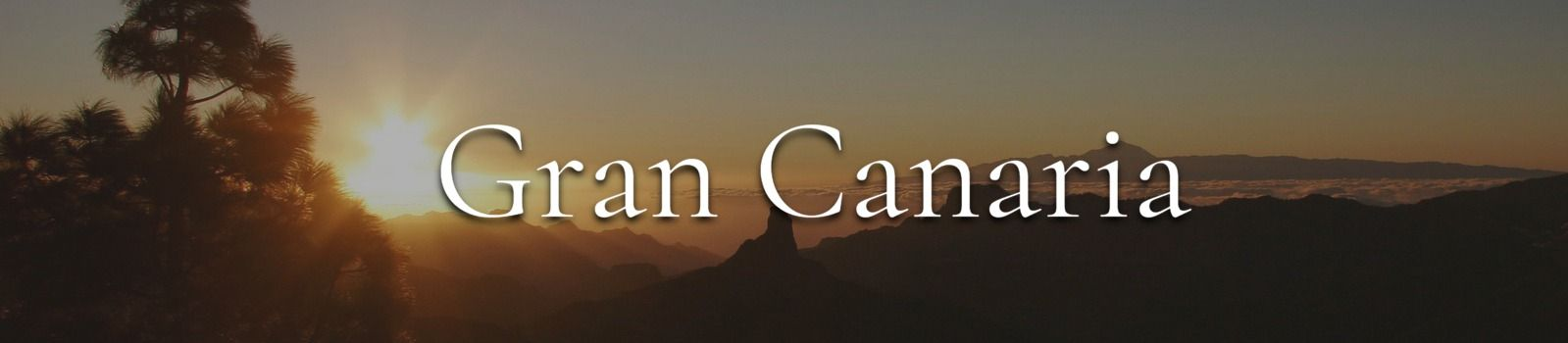 Gran Canaria Banner