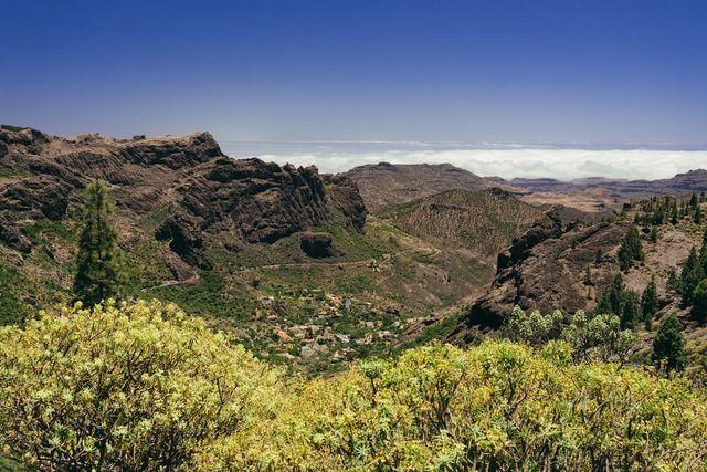 Gran Canaria Landschaft