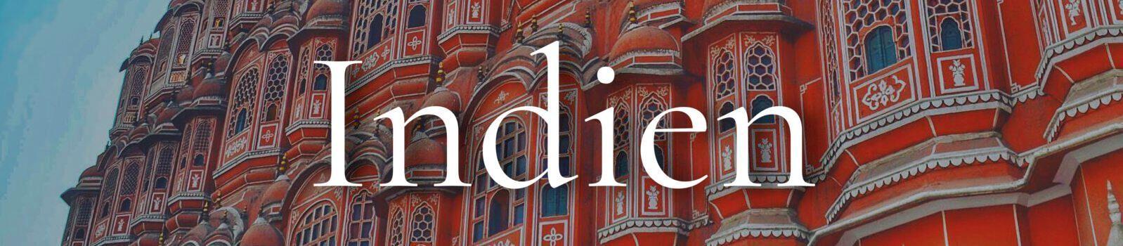 Indien Banner