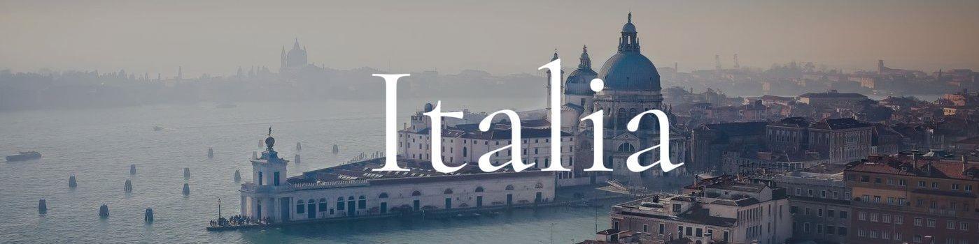 Italia mete turistiche