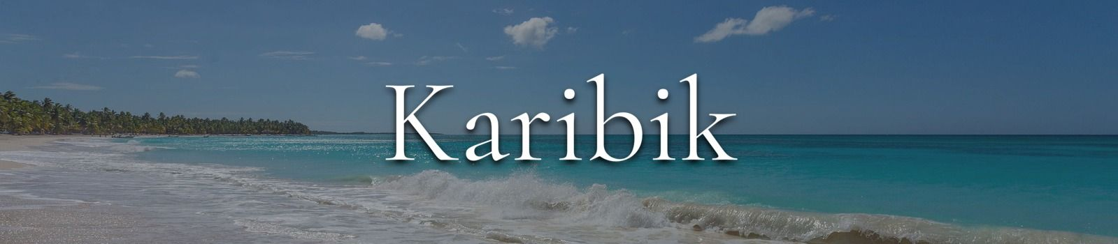 Karibik Banner
