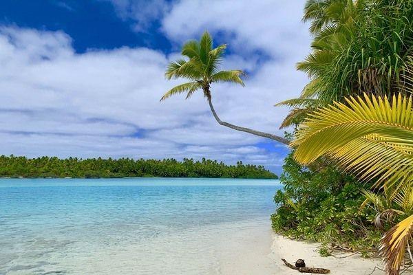 Strand op Niue