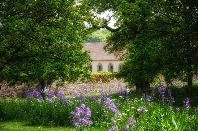Kloster Außenansicht