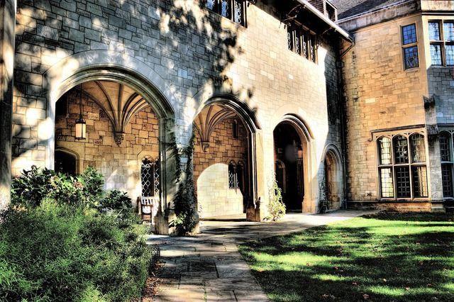 Kloster Gebäude