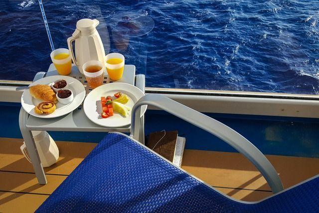 Frühstück Kreuzfahrt