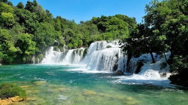 Kroatien Natur