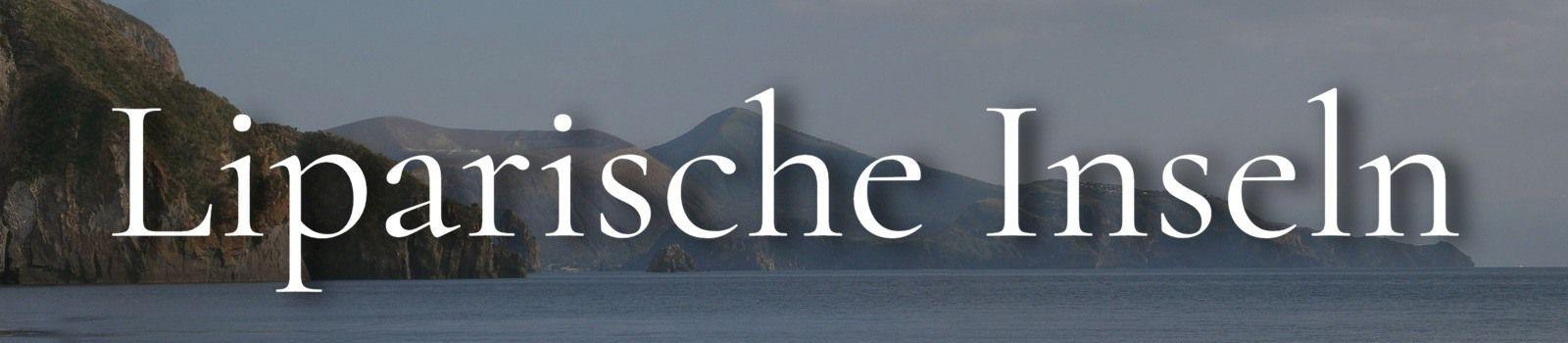 Liparische Inseln Banner