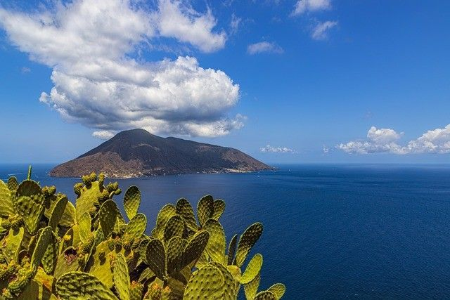 Liparische Inseln Vulkan
