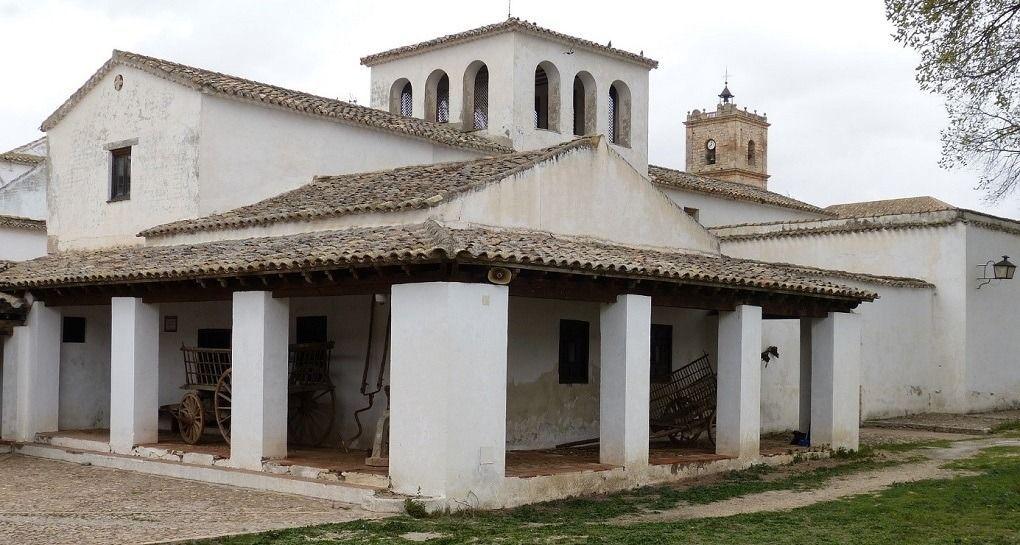 Maison traditionnelle Castille