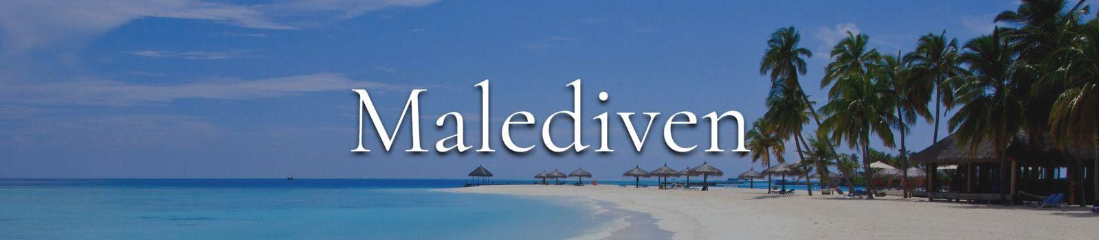 Malediven Banner