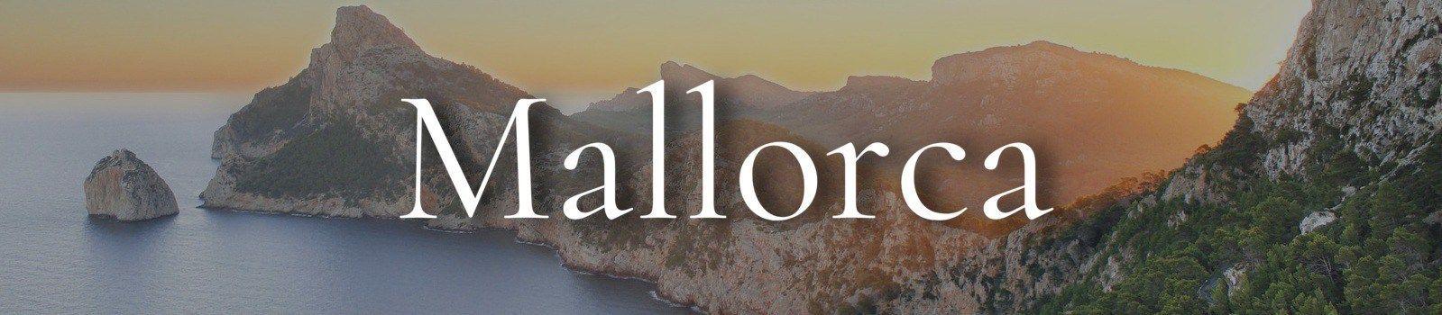 Mallorca Urlaub Banner