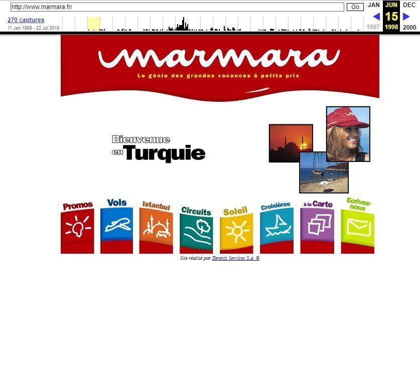 Site Marmara 1998