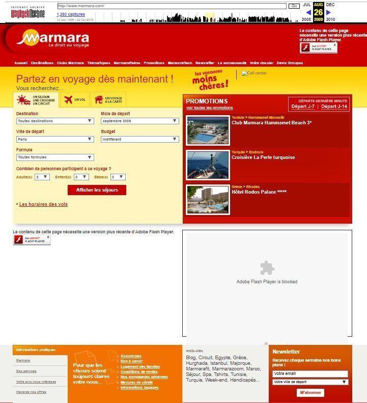 Site Marmara 2009