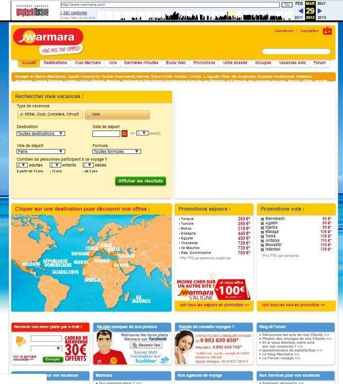 Site Marmara 2012