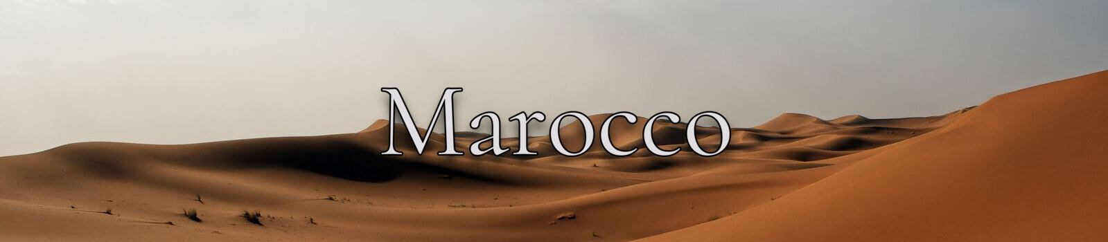 Marocco Africa