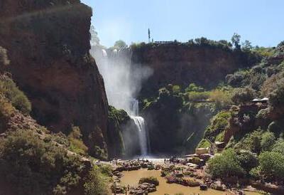 Marocco Cascate
