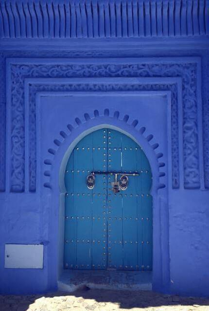 Marokko Architektur