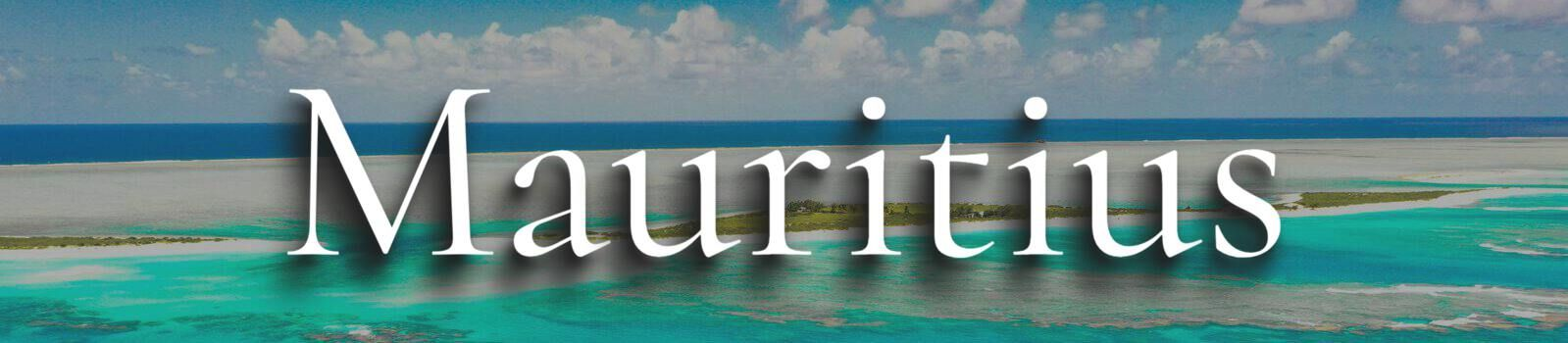 Mauritius Banner
