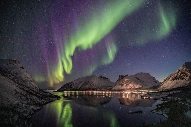 Nordlichter Island 4